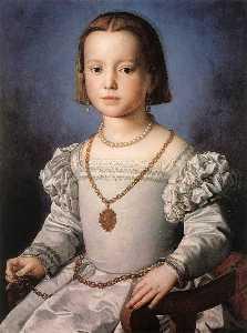 Bia, The Illegitimate Daughter of Cosimo I de' Medici