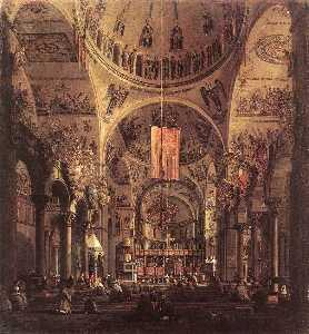 San Marco: the Interior