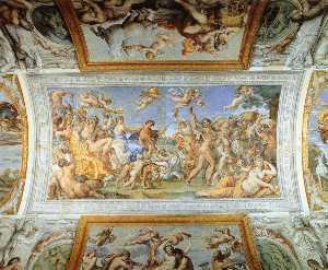 Triumph of Bacchus and Ariadne