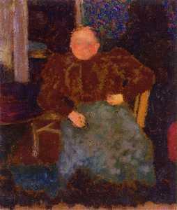 Madame Vuillard Seated