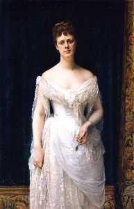 Mary Frick Garrett (later Mrs. Henry Barton Jacobs)