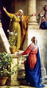 The Meeting of Mary and Elizabeth