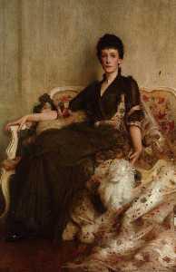 Wikioo.org - The Encyclopedia of Fine Arts - Artist, Painter  Arthur Hacker
