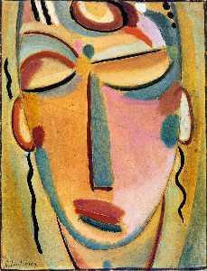 Mystical Head: Meditation