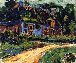Old House, Fehmarn