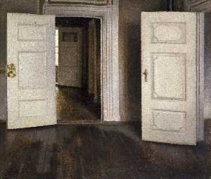 Open Doors (also known as White Doors)