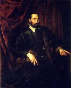 Botas retrato de francesco Yo de'Medici