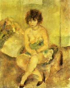 Portrait of Lucy Krohg