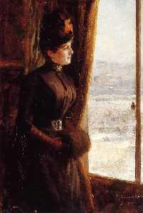 Portrait of Madame Vallery-Radot