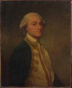 Portrait of Sir Chaloner Ogle, 1st Baronet