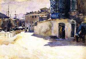 Port Scene II