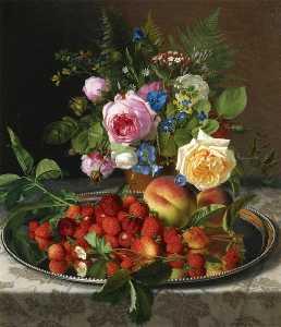 Wikioo.org - The Encyclopedia of Fine Arts - Artist, Painter  Otto Didrik Ottesen