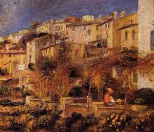 Terraces at Cagnes