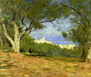View of Provence (also known as Vue de Provence)