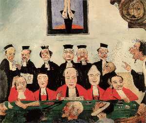 The Wise Judges