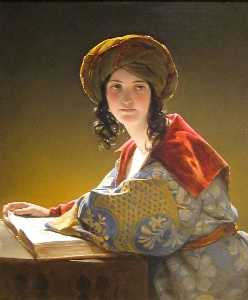 The Young Eastern Woman