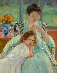 Young Mother