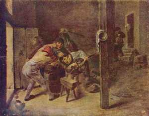 The brawl