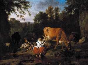 Adriaen Van De Velde