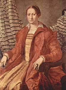 Portrait of Eleonora da Toledo