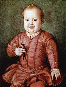 Portrait of Giovanni de' Medici