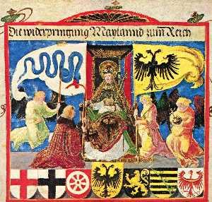 Emperor Maximiliantriumphal