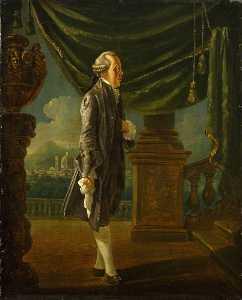 Portrait Of John Ker, 3rd Duke Of Roxburghe