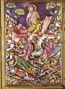 Wikioo.org - The Encyclopedia of Fine Arts - Artist, Painter  Ugolino Di Vieri