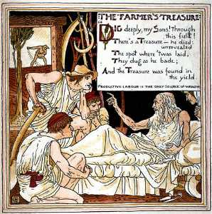 The Farmer's Treasure