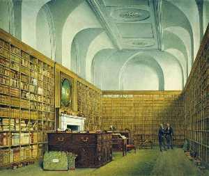 Buckingham Haus , ost-bibliothek