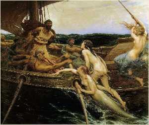 Ulises y las sirenas -