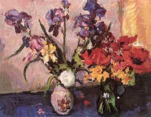 Wikioo.org - The Encyclopedia of Fine Arts - Artist, Painter  Istvan Boldizsar