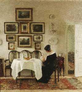 madre y niño cómo  Un  comedor  habitación  el interior