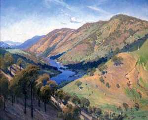 Cotter And Murrumbidgee Rivers