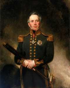 Rear-admiral Sir Edward Brace