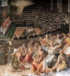 Wikioo.org - The Encyclopedia of Fine Arts - Artist, Painter  Pasquale Cati Da Iesi