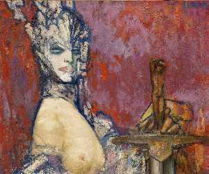Wikioo.org - The Encyclopedia of Fine Arts - Artist, Painter  Pierre Amede Marcel Beronneau