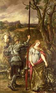 Wikioo.org - The Encyclopedia of Fine Arts - Artist, Painter  John Gilbert