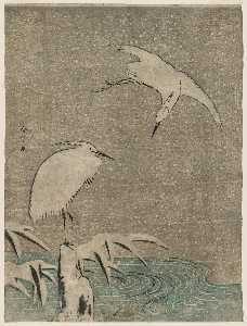 Wikioo.org - The Encyclopedia of Fine Arts - Artist, Painter  Suzuki Harunobu