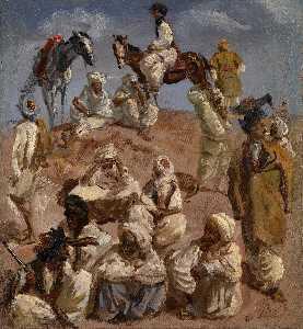 Afgani - Alexander Evgenievich Yakovlev