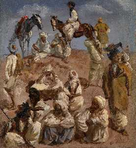 Afghans - Alexander Evgenievich Yakovlev
