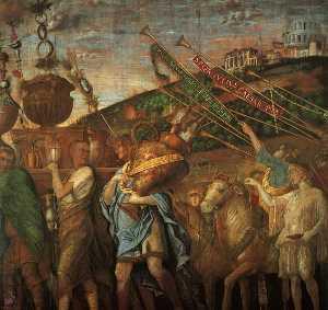 Triumphs of Caeser (scene 4) -