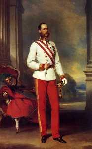 Xavier Franz Joseph I Emperor of Austria
