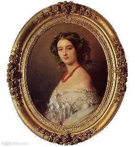 Xavier Malcy Louise Caroline Frederique Berthier de Wagram Princess Murat
