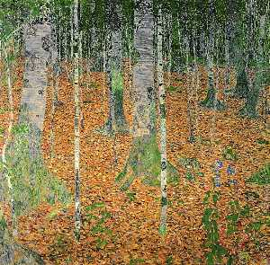 The Birch Wood (Birkenwald)