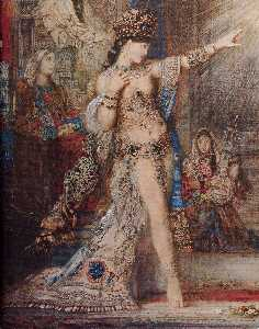 the apparition (detail)