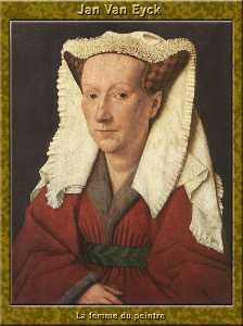 La femme du peintre