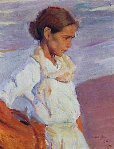 Pescadora valenciana