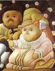 rubens et sa femme