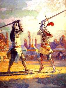 sir nigel sustains englands honor